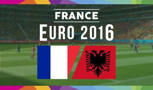 مشاهدة مباراة فرنسا والبانيا بث مباشر بتاريخ 15-06-2016 بطولة أمم أوروبا